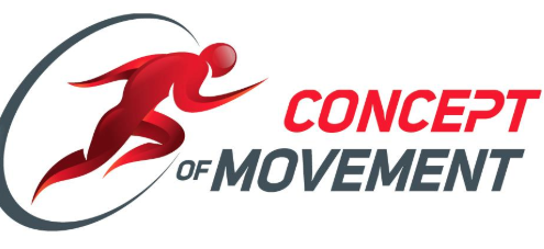 Concept of Movement Logo