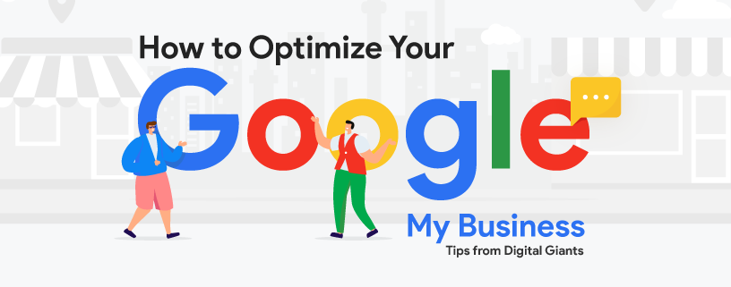 Google My Business, GMB, Guide, Digital Giants